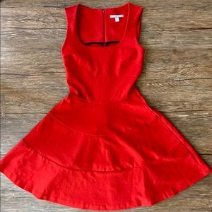 """Banana Republic """"fit and flare"""" Skater Dress"""